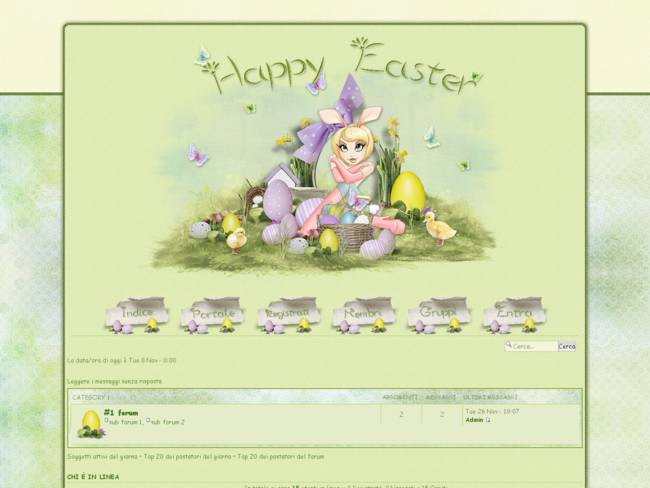 Happy Easter Skin (by son)