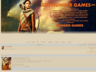 The hunger games - rpg