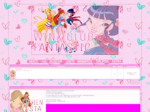 Winx Club Fantastic Love