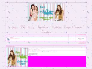 Violetta style 3