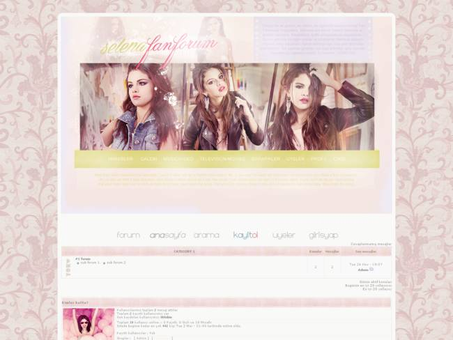 Selena Gomez Fan Forum