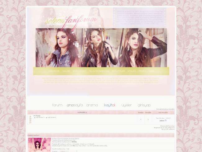 Selena Gomez Fan Forums