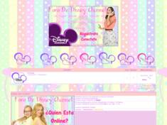 Disney channel style