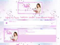 Violetta style 2