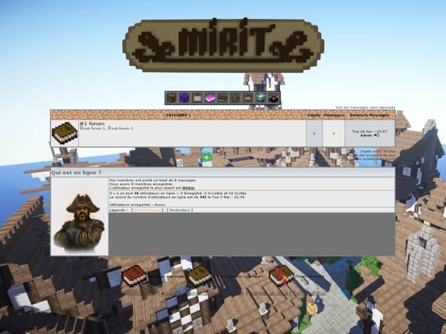 OhMyCraft
