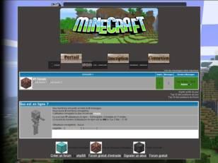 Th�me Minecraft