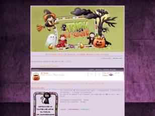 Halloween enfance