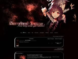 Survival Game3-Noir