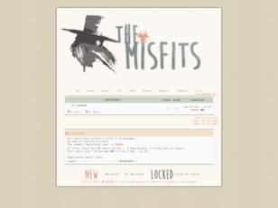 The misfits v1.0