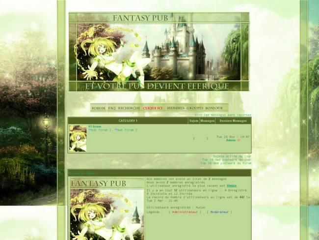Fantasy Pub
