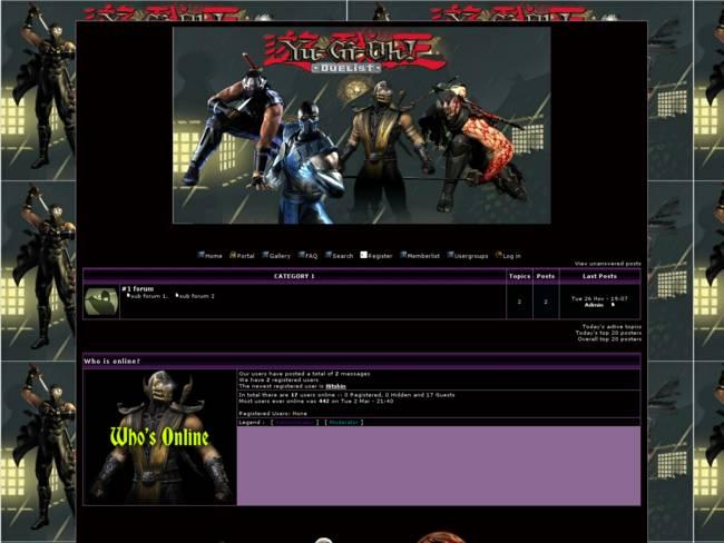 Ninja Warriors Duel Academy