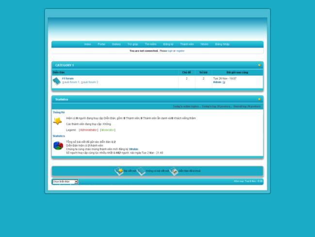 Diễn đàn chia sẻ Webgame Private