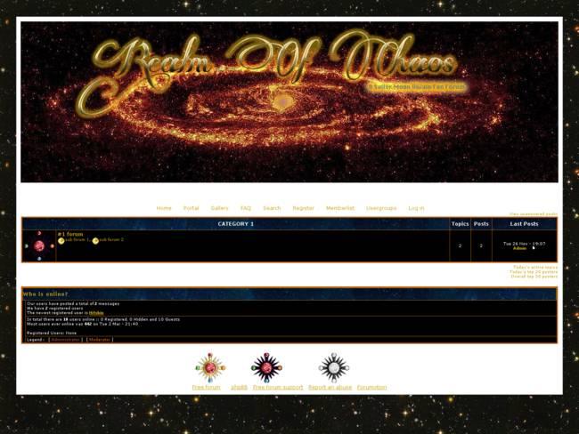 Golden Galaxia
