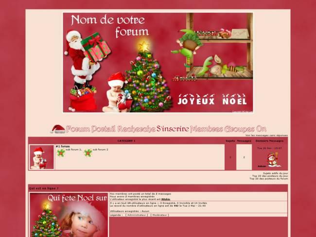 Noël Bébé