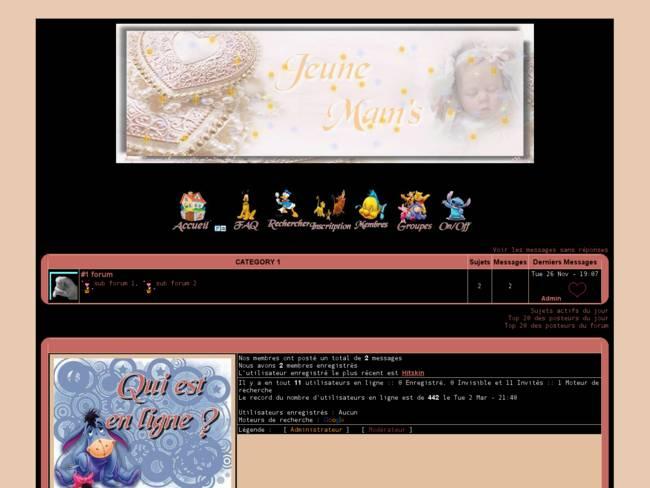 Baby forum