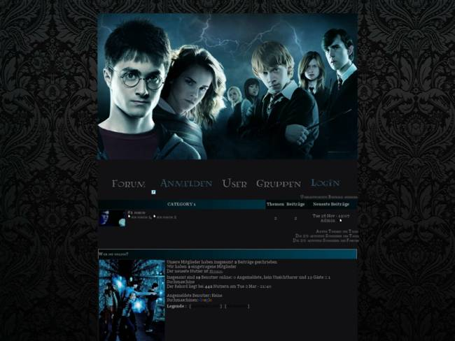 Harry Potter Forum