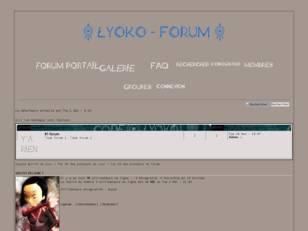 Lyoko ƒorum