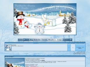 mon forum theme hiver