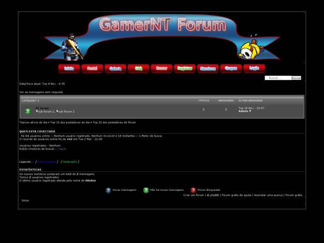 Forum de DotA