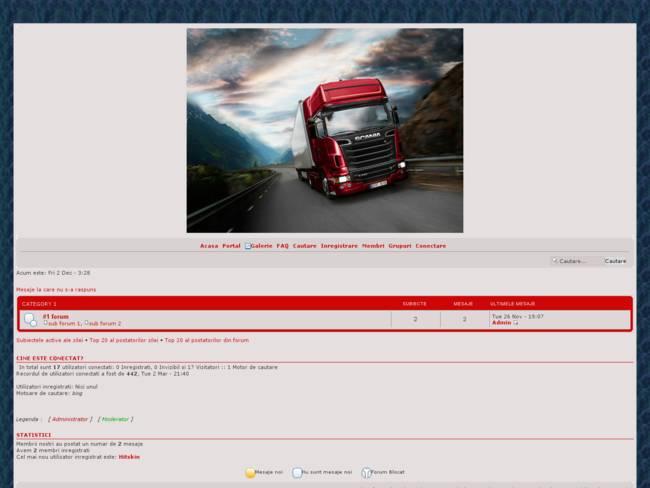 Truckerii