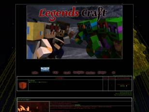 Legendscraft