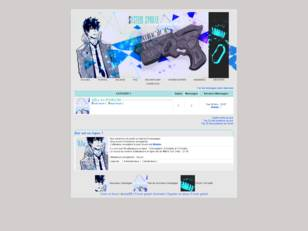Th�me Psycho-Pass K�gami