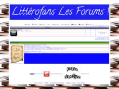 Forum littérature