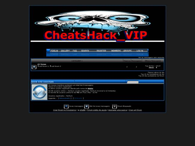 Cheatshack_vip Preview