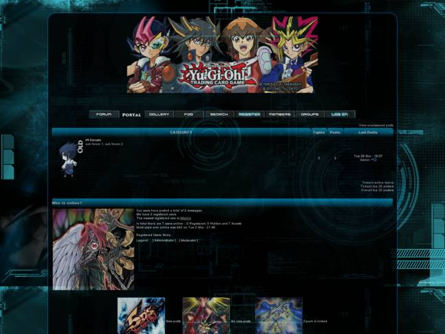 Yugioh Duels and Reviews
