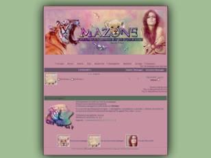 Mazone (thème sauvage)