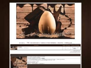 Th�me: la chasse au chocolat