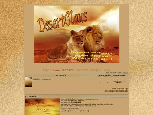DesertClans