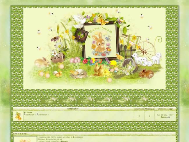 Pasqua 2015