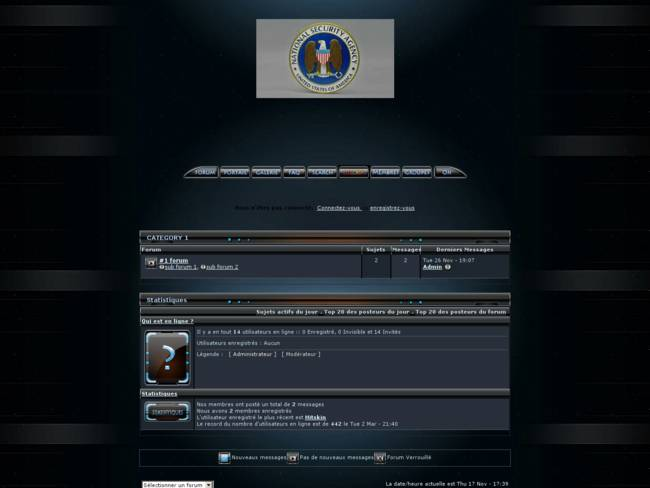 NSA-Habbix