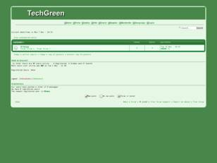 TechGreen