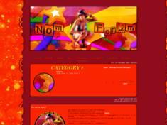 Graphic theme foxy