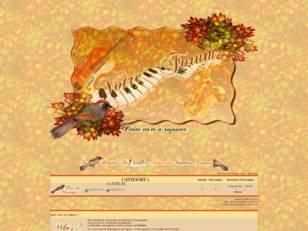 Oiseaux d'automne 2015
