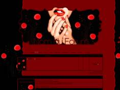 Blackandred theme foxy