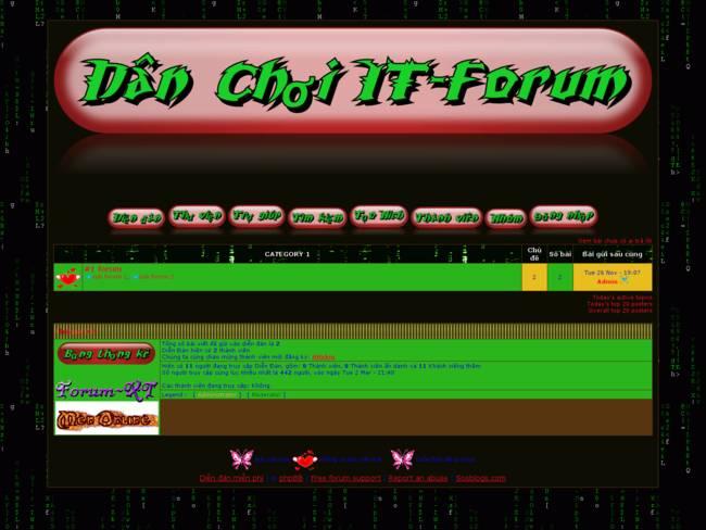 Forum-Xuân Thành