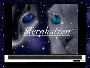 Sternkatzen form