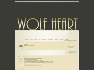 Wolf heart * automne chic