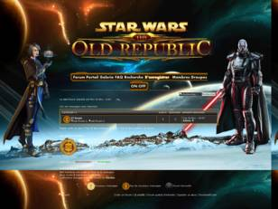 Th�me forum Star Wars Old Republic