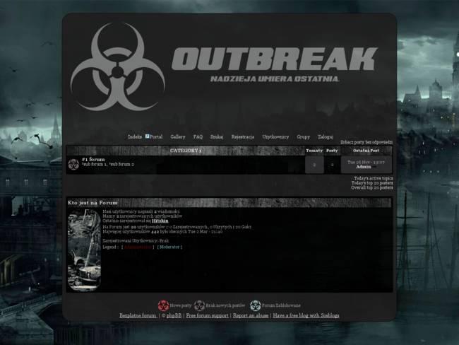 Outbreak pbf