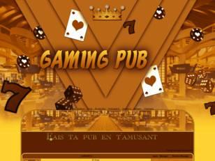 Gaming pub v1 kaori