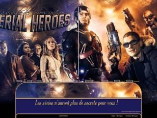 Serial heroes v1