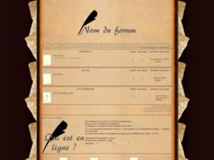 Lettres & enveloppes