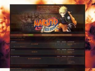 Naruto d20 system