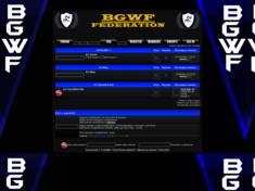 Bgwf federation
