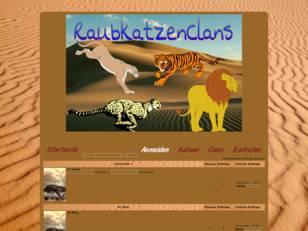 Der RaubkatzenClan