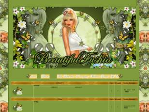 Beautifulfushia printemps